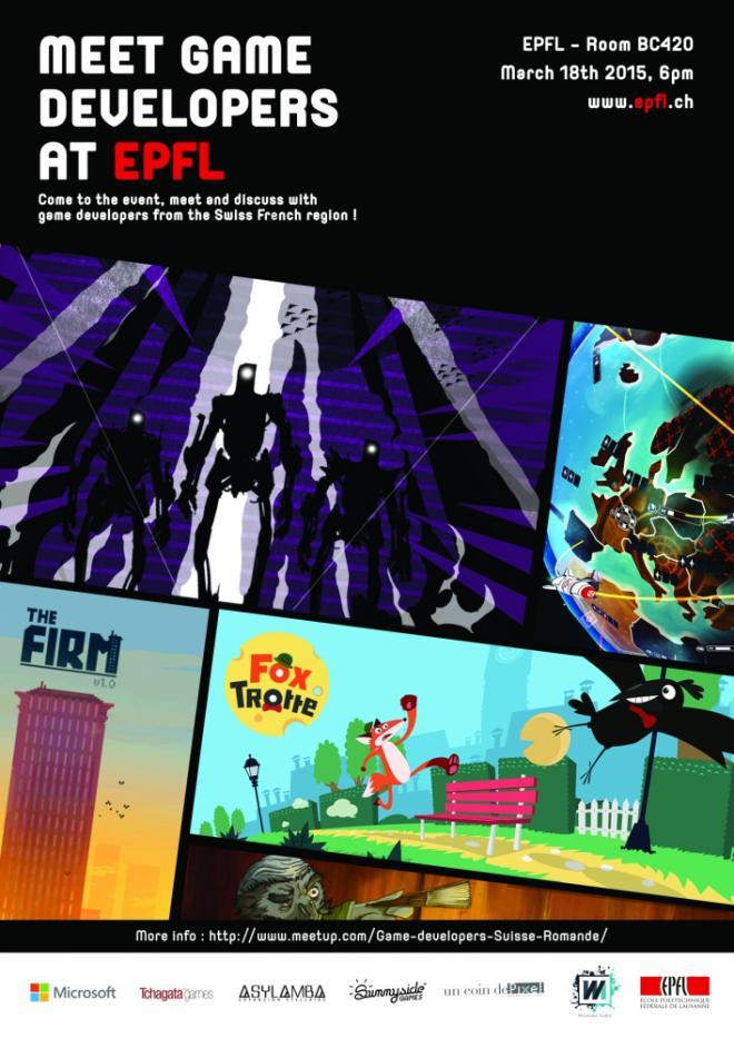 affiche EPFL